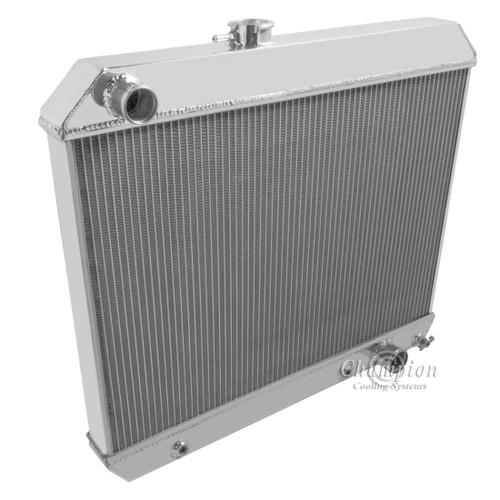 1964-1965 Pontiac GTO  All Aluminum Radiator