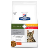 Hill's Prescription Diet Metabolic + Urinary Stress Dry Cat Food