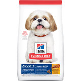 Hill's Science Diet Adult 7+ Small Bites Senior Dry Dog Food