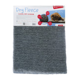 Yours Droolly Dry Fleece Dog Bed