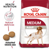 Royal Canin Medium Adult Dry Dog Food
