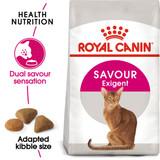 Royal Canin Exigent Savour Sensation Dry Cat Food