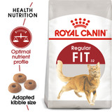 Royal Canin Fit Dry Cat Food