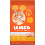 IAMS Proactive Health Adult Dry Cat Food with Chicken