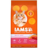 IAMS Proactive Health Adult Dry Cat Food with Salmon & Tuna