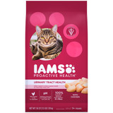 IAMS Proactive Health Urinary Tract Health Adult Dry Cat Food with Chicken