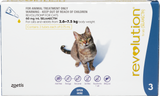 Revolution Flea Treatment for Cats