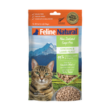 Feline Natural Chicken & Lamb Feast Freeze Dried Cat Food