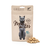 Meat Mates Meow Beef Grain Free Freeze Dried Cat Treats