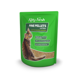 Kitty Fresh Pine Pellets Cat Litter