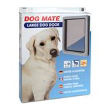 Petmate Wood Fitting Dog Door Large