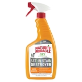 Natures Miracle Miracle Oxy Set-In Stain Destroyer for Dogs