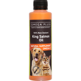 Omega Plus King Salmon Oil Dietary Supplement
