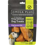 Omega Plus King Salmon Fins Pet Treats