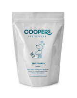 Cooper's Pet Kitchen Beef Treats