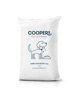 Cooper's Pet Kitchen Lamb and Fish Dog Food