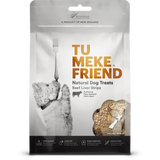 Tu Meke Beef Liver Strips Dog Treats