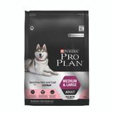 Pro Plan Adult Medium/Large Breed Optiderma Sensitive Skin Dry Dog Food