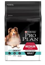Pro Plan Adult Medium Breed OPTIDIGEST Sensitive Digestion Dry Dog Food