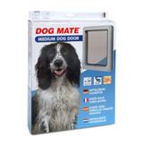 Petmate Wood Fitting Dog Door Medium