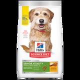 Hill's Science Diet Senior Vitality Small & Mini Dry Dog Food