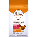 Nutro Wholesome Essential Adult Chicken Hairball Dry Cat Food
