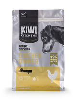 Kiwi Kitchens Air Dried Chicken Dinner Dry Dog Food