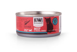 Kiwi Kitchens Beef & Mussels Wet Kitten Food Cans