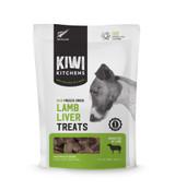 Kiwi Kitchens Freeze Dried Lamb Liver Dog Treat