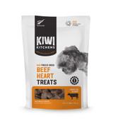 Kiwi Kitchens Freeze Dried Beef Heart Dog Treat