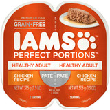 IAMS Perfect Portion Healthy Adult Chicken Pate Wet Cat Food