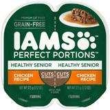 IAMS Perfect Portion Healthy Senior Chicken in Gravy Wet Cat Food