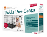 Yours Droolly Dog Crate