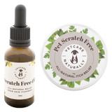 Vet Love Naturally Pet Scratch Free Kit