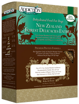 Addiction NZ Forest Delicacies Air Dried Dog Food