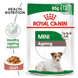 Royal Canin Mini Ageing 12+ Gravy Wet Dog Food