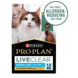 Pre Order Pro Plan LIVECLEAR Urinary Dry Cat Food
