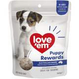 Love'Em Liver Puppy Treats