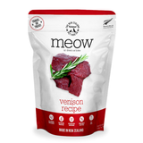 The NZ Natural Pet Food Co Meow Venison Air Dried Cat Food