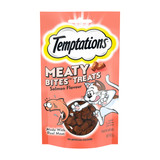 Temptations Meaty Bites Cat Treats Salmon