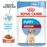 Royal Canin Medium Wet Puppy Food