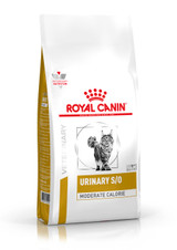 Royal Canin Vet Urinary S/O Moderate Calorie Dry Cat Food