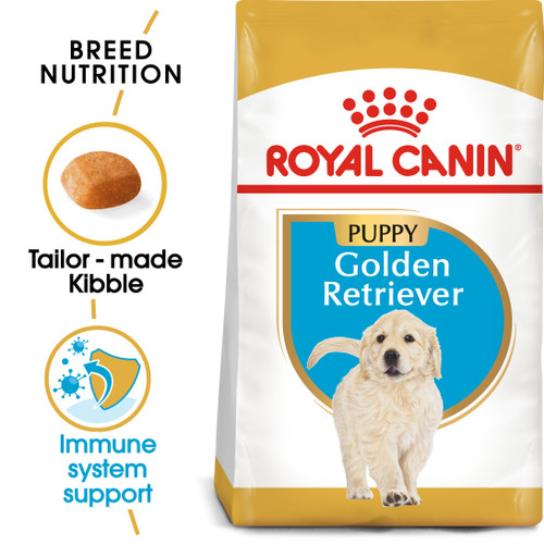 Royal Canin Golden Retriever Puppy Dry Dog Food