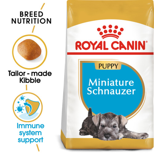 Royal Canin Miniature Schnauzer Puppy Dry Food