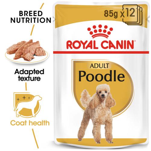 Royal Canin Poodle Wet Dog Food