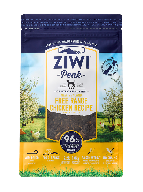 Ziwi Chicken Air Dried Dog Food