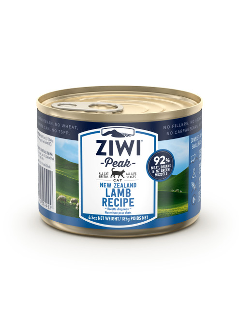 Ziwi Lamb Wet Cat Food