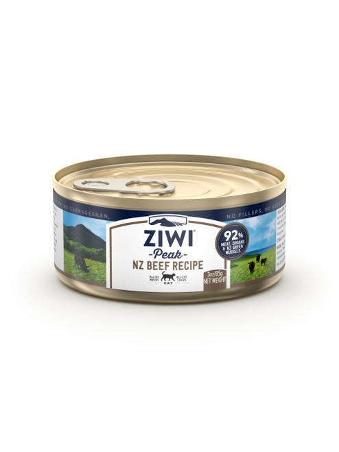 Ziwi Beef Wet Cat Food