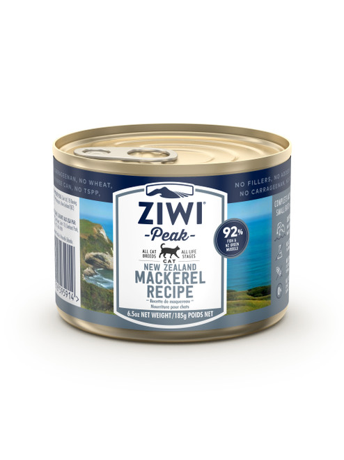 Ziwi Mackerel Wet Cat Food