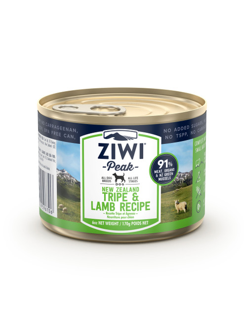 Ziwi Tripe & Lamb Wet Dog Food